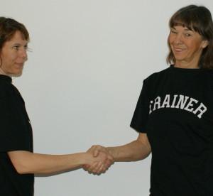 Kurs Deeskalation / Aggressionsmanagement mit Sylvia Hegi und Sophie Hegi
